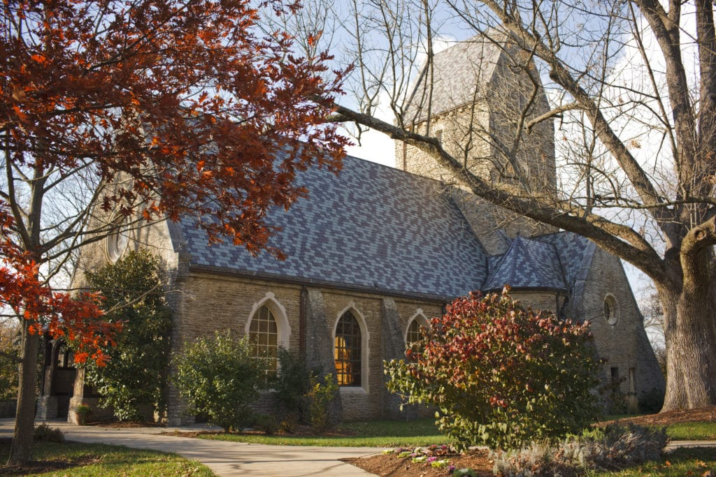 Kumler Chapel - Miami University