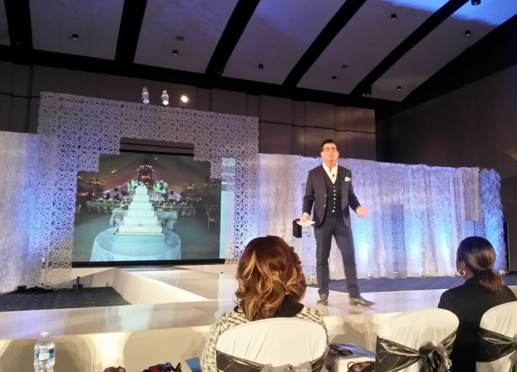your wedding experience david tutera philadelphia 2016 -industry session with david tutera