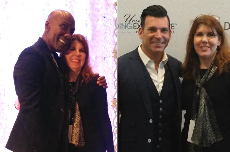 your wedding experience david tutera philadelphia 2016 - photo ops with preston bailey & david tutera