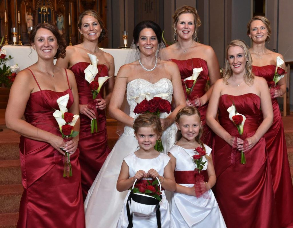 What Should The Flower Girl Carry