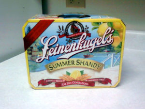 International Beer Day - summer shandy